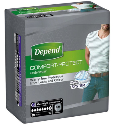 Pants men comfort protect super S/M