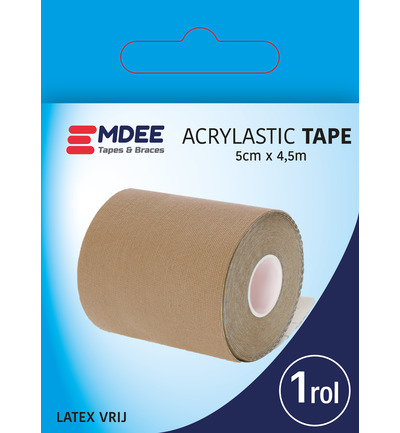 Image of Emdee Easystretch Tape 5 Cm X 4.5 M (1st)