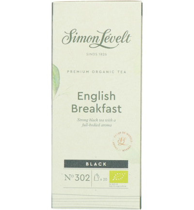 English breakfast Max Havelaar bio