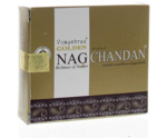 Wierook golden nag chandan cones