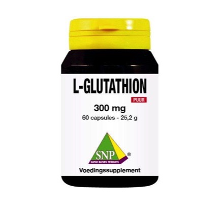 L-Glutathion 300 mg puur