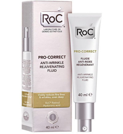 Pro correct anti wrinkle fluid
