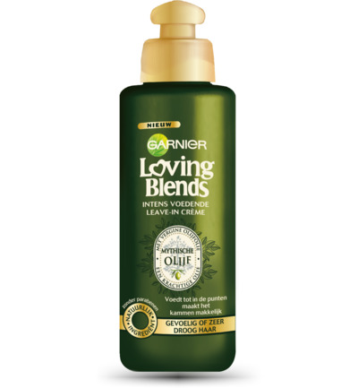 Loving Blends leave in creme olijf