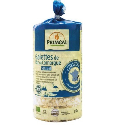 Rice cakes camargue zonder zout bio
