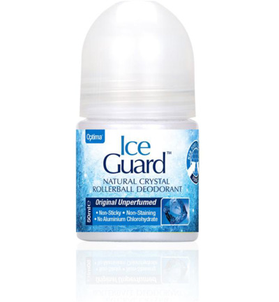Ice guard deodorant roll on original