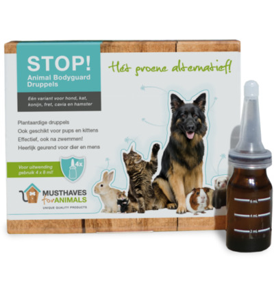 Stop animal bodyguard aromatherapie