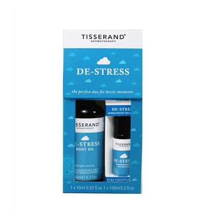 De-stress giftset 10 ml + 100 ml