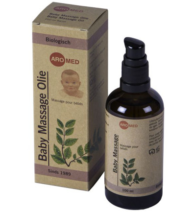 Baby massageolie bio