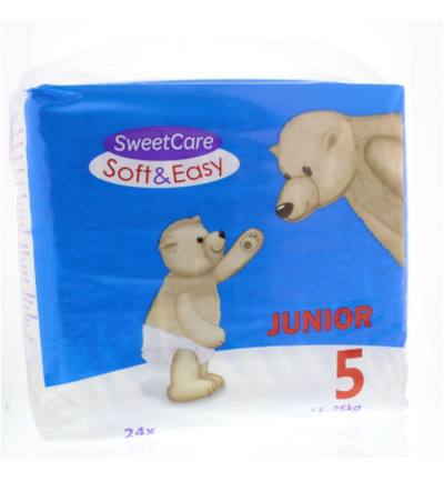 Luiers soft & easy junior nr 5 11-25kg