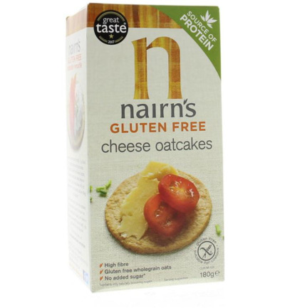 Oatcakes cheese