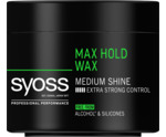 Maxx hold cream wax