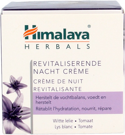 Herbal Revit. Nachtcreme