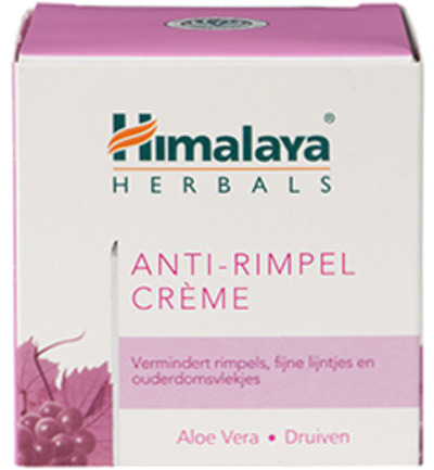 Herbal Anti Wrinkelcreme