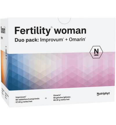 Fertility woman duo