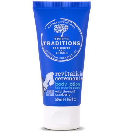 Revitalising ceremonies body lotion mini