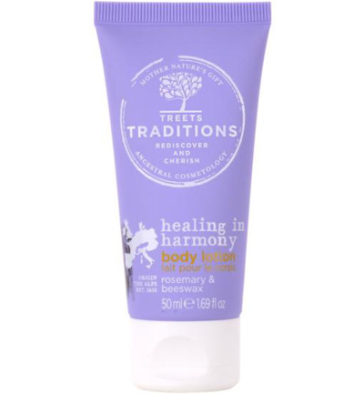 Healing in harmony body lotion mini
