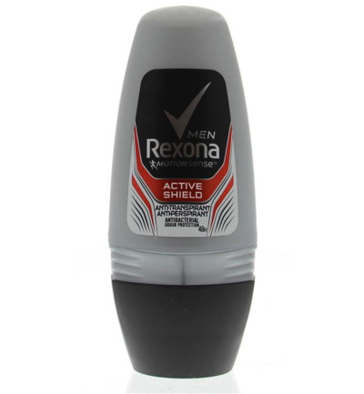 Deodorant roller active shield men