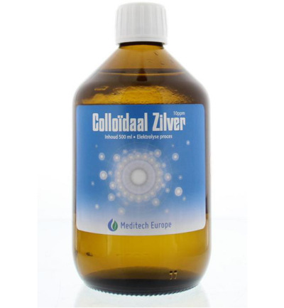 Colloidaal zilver water