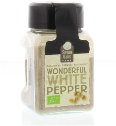 Wonderful white pepper bio