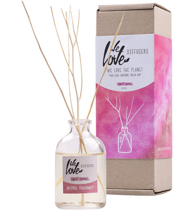 Diffuser sweet senses natural perfume