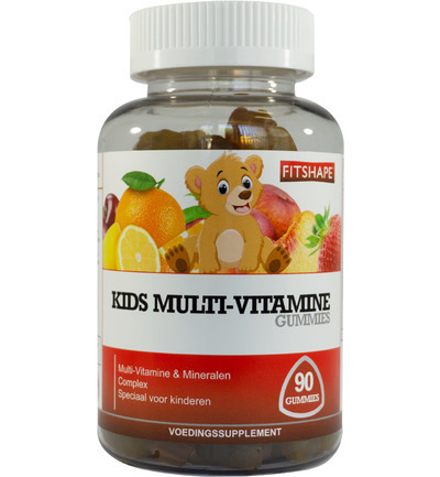 Kids multi-vitamine gummies