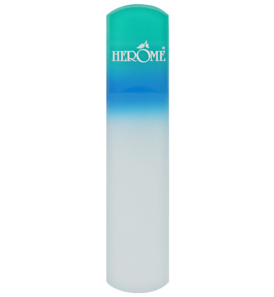 Pedicure file glass