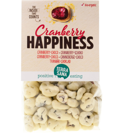 Cranberry happiness choco bio