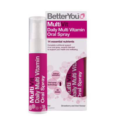 MultiVit daily multi vitamin oral spray