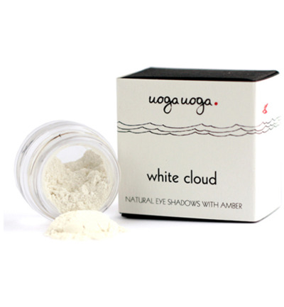 Eyeshadow 701 white cloud bio
