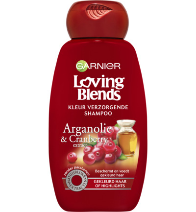 Loving Blends shampoo cranberry