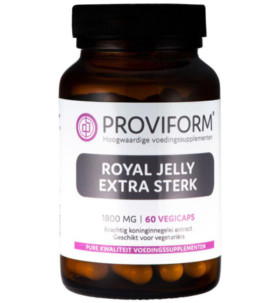 Royal jelly extra sterk 1800 mg