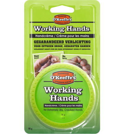 Handcreme working hands