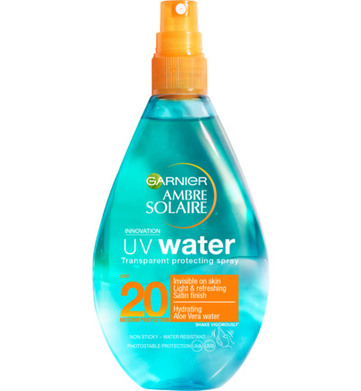 Ambre Solaire UV Water Spray SPF20