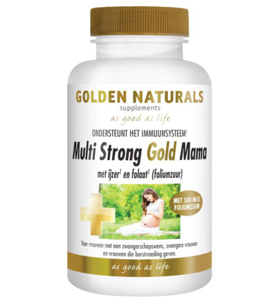 Multi strong gold mama