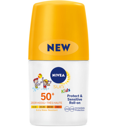 Sun child protect & play sensitive SPF50+ roller