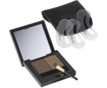 Eyebrow make up duo dark brown