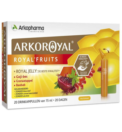Royal fruits bio