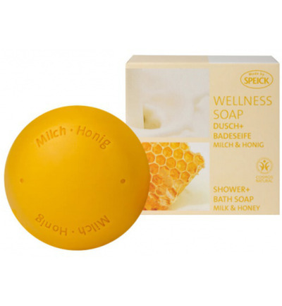 Wellness zeep milk & honey