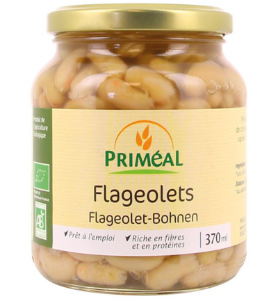 Groene kidneyboon flageolet bio