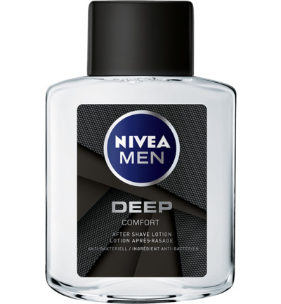 Men Deep Comfort aftershave lotion