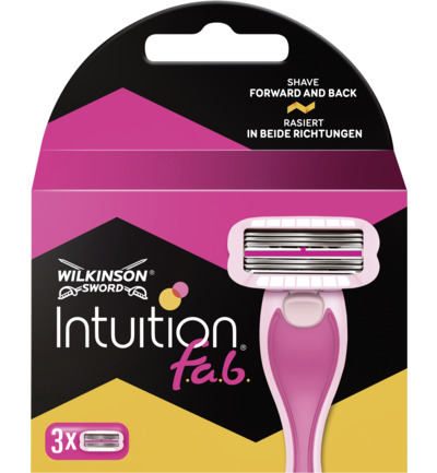 Intuition fab mesjes