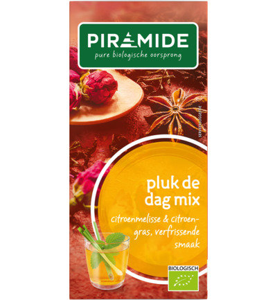 Pluk de dag mix thee eko
