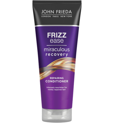 Conditioner frizz ease miraculous recovery