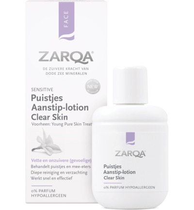 Young puistjes aanstip lotion
