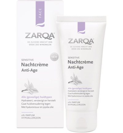 Face nachtcreme anti age