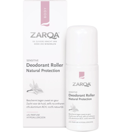 Body deodorant roller sensitive