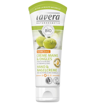 Hand & nagelcreme/cuticle cream 2 in 1 olive F-D