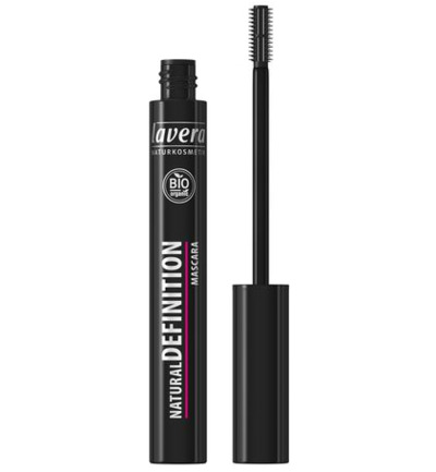 Mascara natural definition black