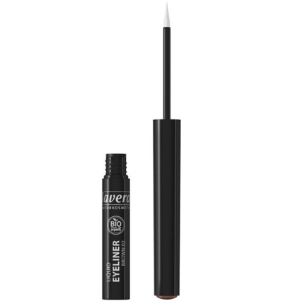 Eyeliner liquid brown 02