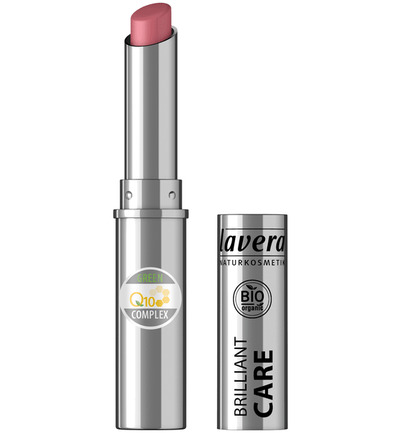 Lipstick brilliant care Q10 oriental rose 03